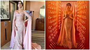 Sonam Kapoor at Cannes 2017: The actress talks about ruling the red carpet in a beautiful Elie Saab gown.