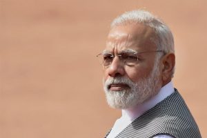 Prime Minister Narendra Modi appreciated the steady all round progress in diverse areas of bilateral engagement with Canada. Photo: PTI