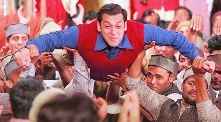 In picture, Salman Khan in Kabir Khan's latest release Tubelight