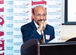 Incoming IACF President-Elect Mahesh Wadhwa closed out the event with some remarks