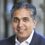 Raj Shah, the Managing Partner at Defense Innovation Unit Experimental, or DIUx, in Mountainview, California