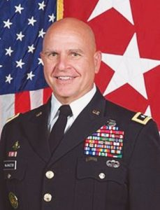 Gen H. R. McMaster defends the American president's strategy on winning the war in Afghanistan by giving unrestricted powers to the US military based in the war-torn country.