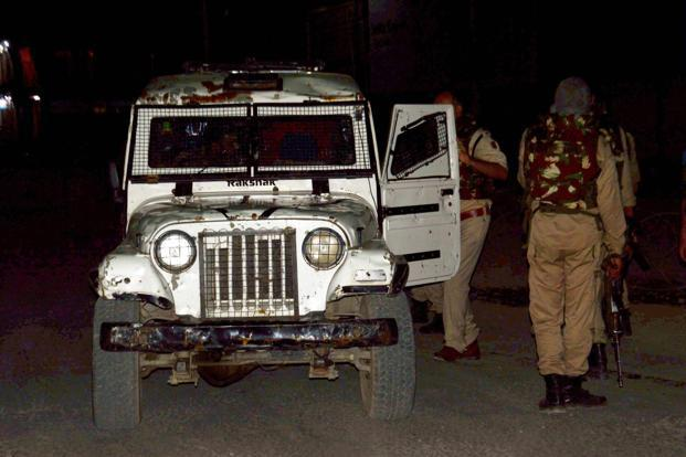 The Amarnath Yatra terror attack on 10 July left 32 people, including two police officers, dead in Jammu and Kashmir. Photo: PTI