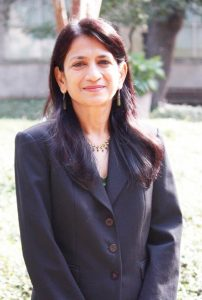 Rupa Iyer is principal investigator on a $2.1 million National Science Foundation grant and founding director of the biotechnology program in theUHCollege of Technology,