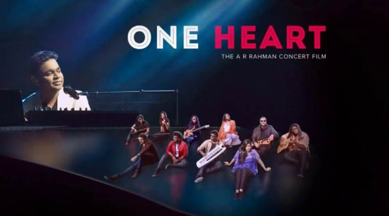One Heart: The AR Rahman Concert Film review: It gives a sneak peek into the life journey of the Mozart of Madras.