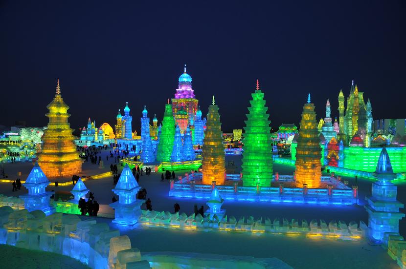 Harbin-Ice-Snow-Sculpture
