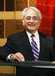 Randhir Sahni has had a successful career at his namesake architecture company Lewellyn-Davies Sahni in Houston. He holds Masters degrees from Kansas State University and Rice University.