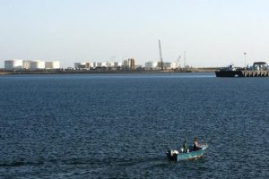 The Chabahar port on Iran's coast serves as a crucial junction for India-Iran-Afghanistan trade corridor. Photo: Reuters