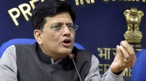 Union Railway Minister Piyush Goyal has asked senior officials to give up travelling in cosy saloons and executive class travel privileges and start travelling in Sleeper and AC Three-tier classes, mingling with other passengers. (PTI Photo)