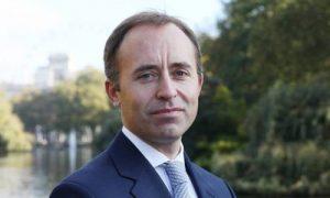 British High Commissioner in Pakistan Thomas Drew. Photo courtesy Gov.uk