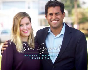 Vin Gopal, State Senator-Elect in New Jersey