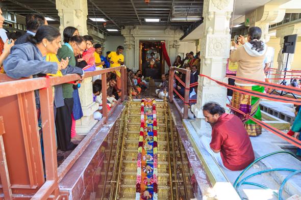 Ayyappa 18 Holy Steps