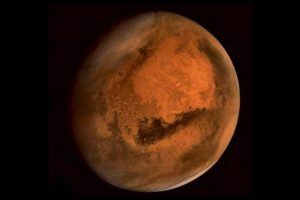NASA invited members of the public to send their names which will be carried on the InSight (Interior Exploration using Seismic Investigations, Geodesy and Heat Transport) mission to Mars. Photo: PTI
