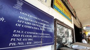 Ministry of Corporate affairs struck off 2.24 lakh companies and disqualified 3.09 lakh directors on boards of companies. Some of the companies were suspected to be shell firms while around 3,000 directors were found to be on boards of more than 20 companies. Express Photo by Arul Horizon