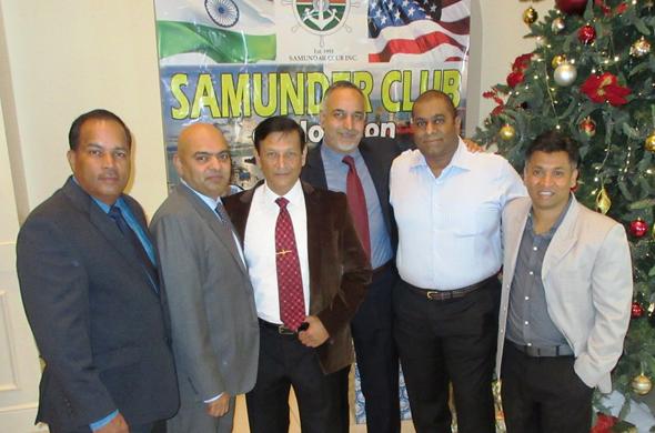 From left, Capt. Anand Nair; Capt. Pradeep Talan; Capt. Jeet Kar; Raman Dhar; Harsha Lanka and Capt. Sumit Gosh. Photo: Jawahar Malhotra