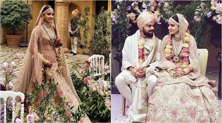 Virat Kohli and Anushka Sharma became husband and wife in a hush hush ceremony in Italy.
