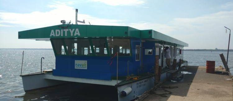 Launched on January 12, 2017, the 75-seater ferry has been a people's favourite and remains a testament to responsible green transport projects. (Express Photo)