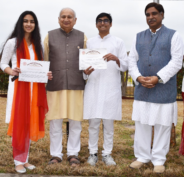 ASGH AKM Youth Recognition for Community Service awards