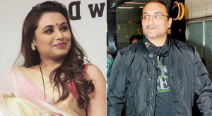 Rani Mukerji has finally opened up about her relationship with husband Aditya Chopra.