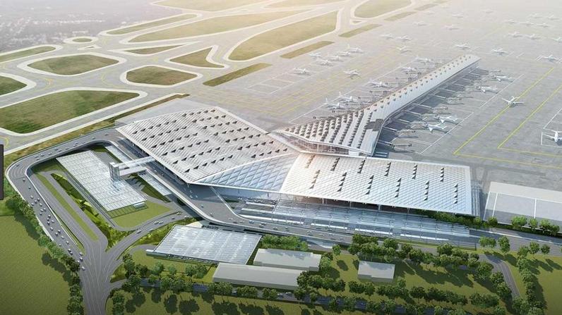 Delhi's Indira Gandhi International Airport (IGIA) Photo: hindustan Times