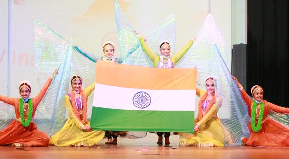 Champion Studio Mudra School of Dance, Patriotic Dance Unity in Diversity