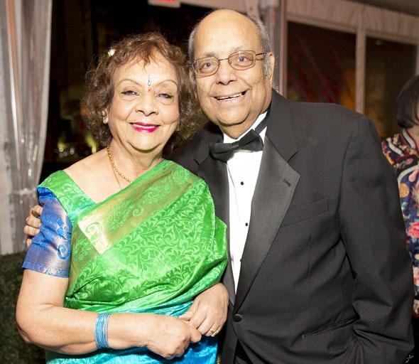 Leela & Nat Krishnamurthy