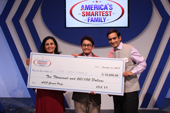 Chicago's Dash family titled America's Smartest Family