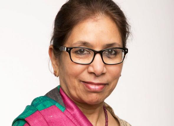 Saleha Khumawala, 2018 Piper Professor