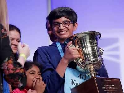 The contest winner - Karthik Nemmani