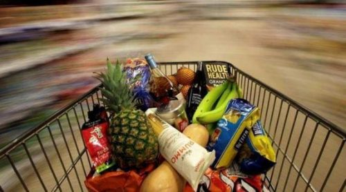 The previous high in retail inflation was in January this year at 5.7 per cent. (Representational Image: Reuters)