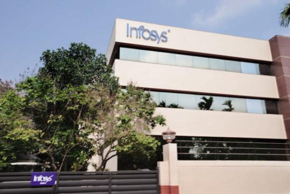 Infosys has announced that it is setting up four technology and innovation hubs and hiring about 10,000 locals in the US over a two-year period. Photo: Mint