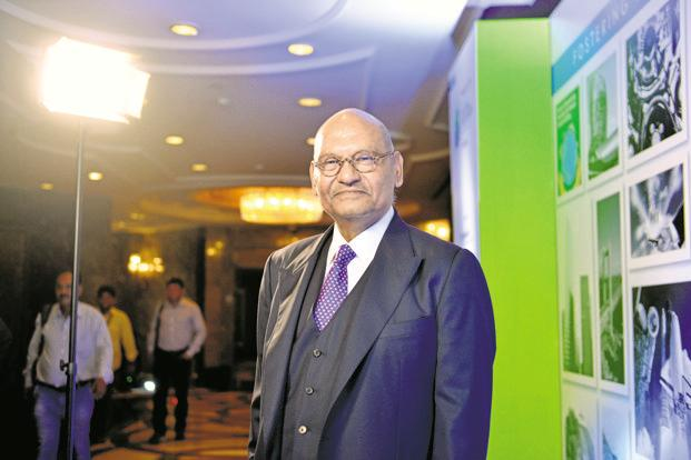 Vedanta Resources chairman Anil Agarwal. Photo: Pradeep Gaur/Mint