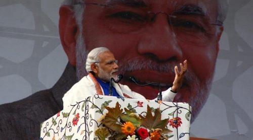 Prime Minister Narendra Modi. (Source: Express Photo by Shuaib Masoodi/File)