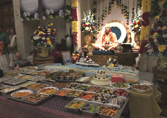 Srila Prabhupada Appearance Day