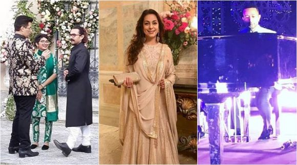 Isha Ambani's engagement was attended by AR Rahman, John Legend and others