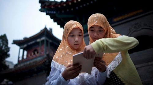 """China is holding at least a million Uyghurs in """"re-education camps"""" with the crackdown against the minority group"""