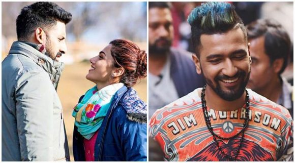 Manmarziyaan movie review: Taapsee Pannu stands out, trying to work past the clichéd role.