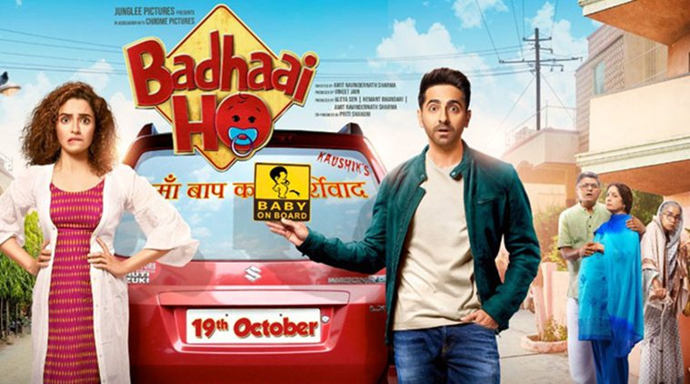 Badhaai Ho movie review: Neena Gupta comes up with a pitch-perfect performance as a loving wife, mother, dutiful daughter-in-law, while also being her own person.