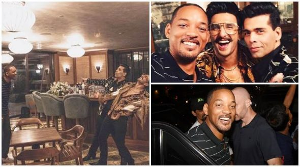 Will Smith apparently shot a cameo for Koffee with Karan's upcoming season.