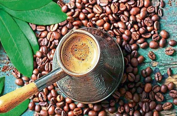Coffee made from a Wild Kaapi blend. Photographs From Instagram@Wildkaapi