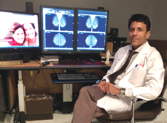 Dr. Mahesh Shetty offers advanced screening and diagnostic imaging for breast care in a concierge-style setting.