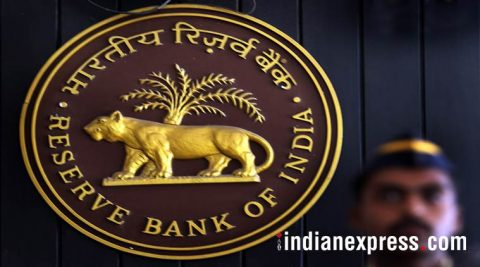 The RBI board meeting will be held Monday. (Express Photo by Pradip Das)