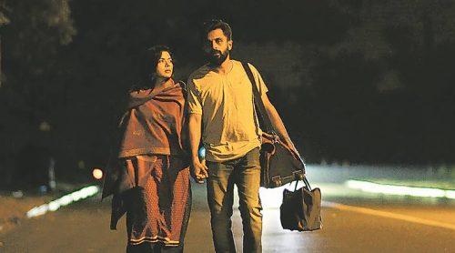 A scene from Sanal Sasidharan's film S Durga.
