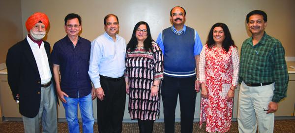 ICC 2019 Executive Team